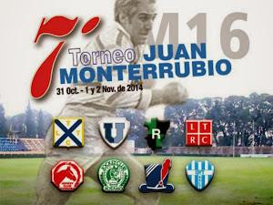 7º Torneo M16 Juan Monterrubio