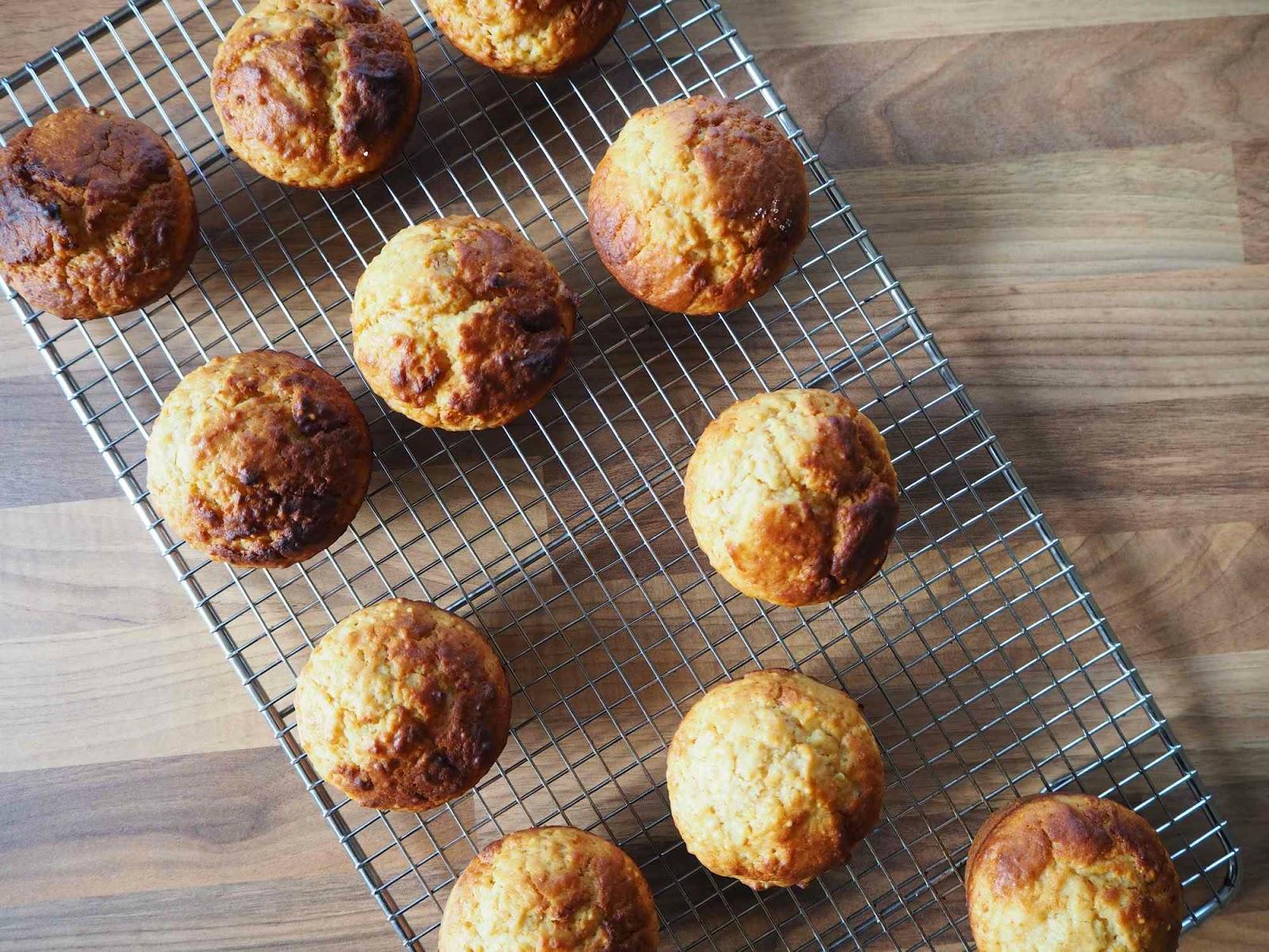 S cotine fait sa maligne poudre lever maison et des super muffins au millet et citron - Maison maligne ...