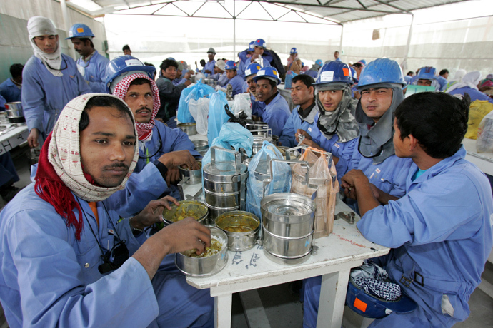Zmiany zasad pracy w Katarze ???