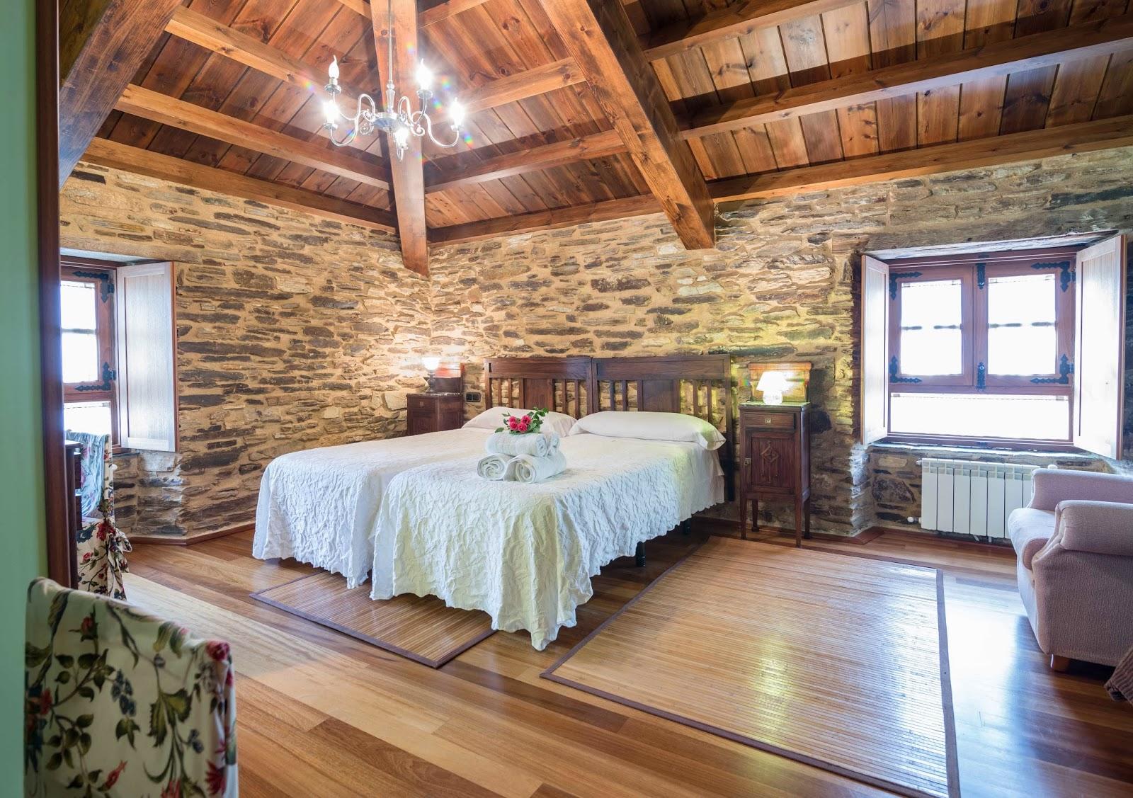 Casa do morcego habitaciones - Turismo rural galicia con ninos ...