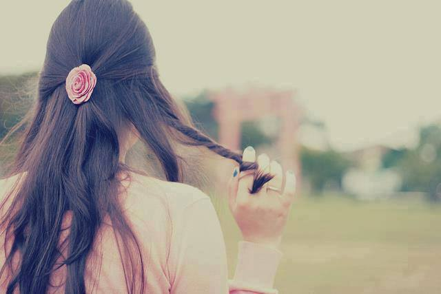 Cute DP for GIRLS :)