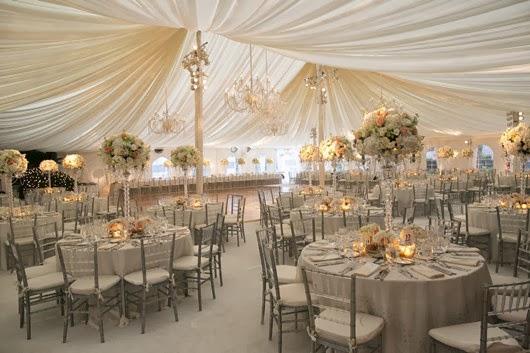 neutral wedding ideas wedding reception