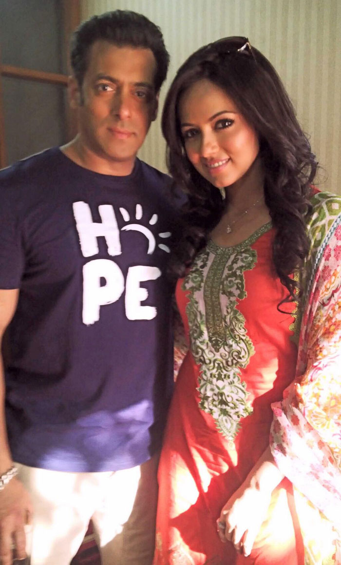 Salman Khan - Magazine cover