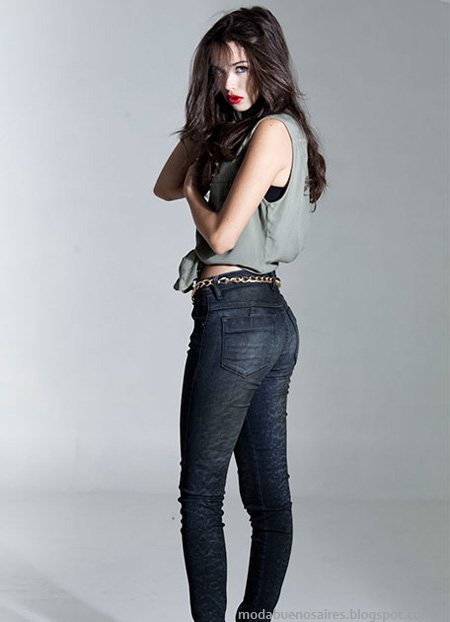 Jeans By Deep invierno 2013.