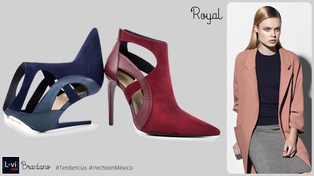 [AW2015] Brantano: Royal #Tendencias #HechoenMéxico