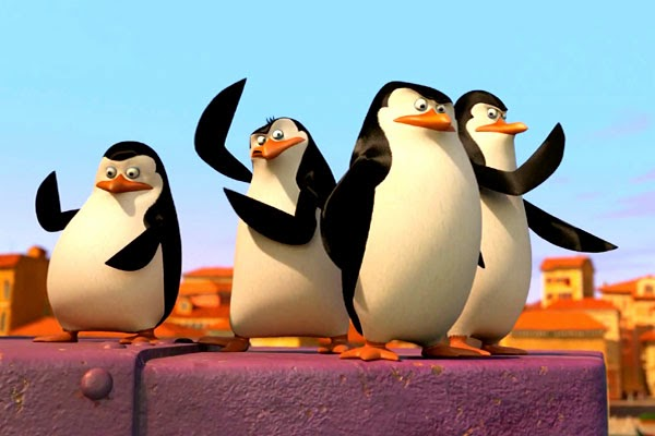 Watch Penguins of Madagascar Movie Online Free