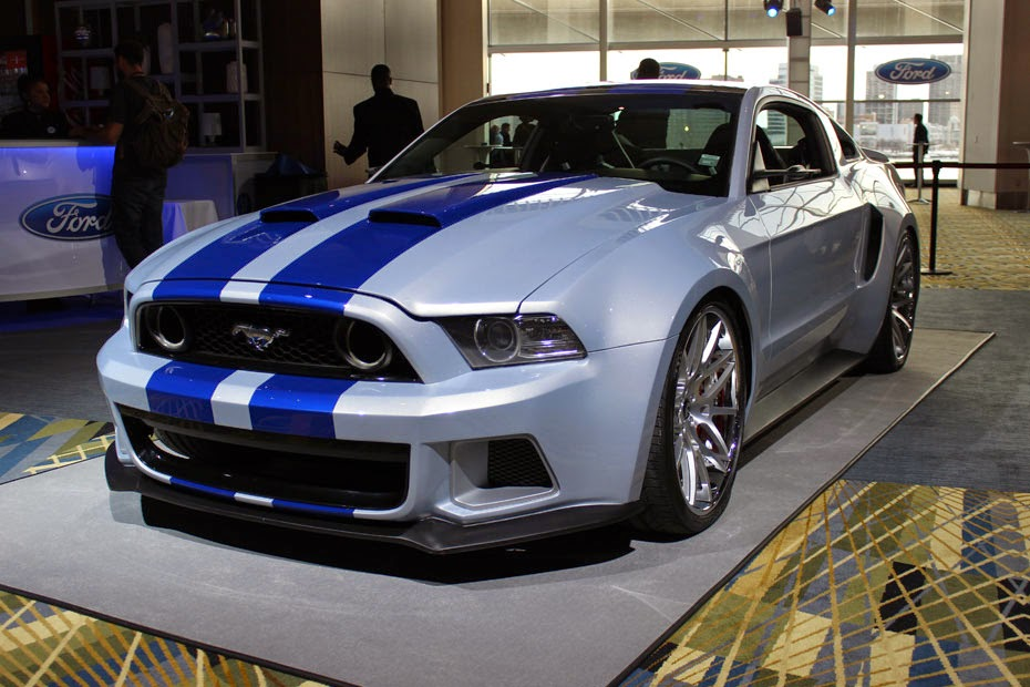 Ford Mustang Halloween