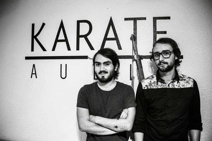 Entrevista: Karate Audio