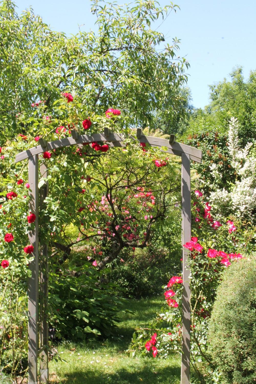 Doubs jardin le plan d 39 un jardin des 4 saisons for Quand tailler les graminees