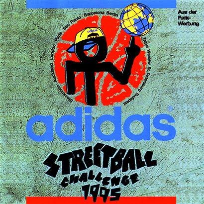 VA - Adidas Streetball Challenge 1995 (1995)