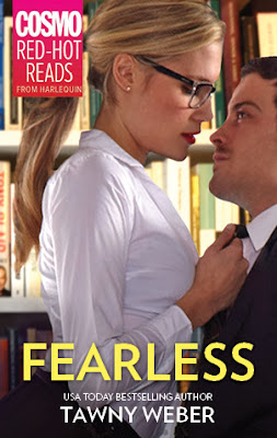 Blog Tour: Promo/Excerpt + Giveaway – Fearless by Tawny Weber