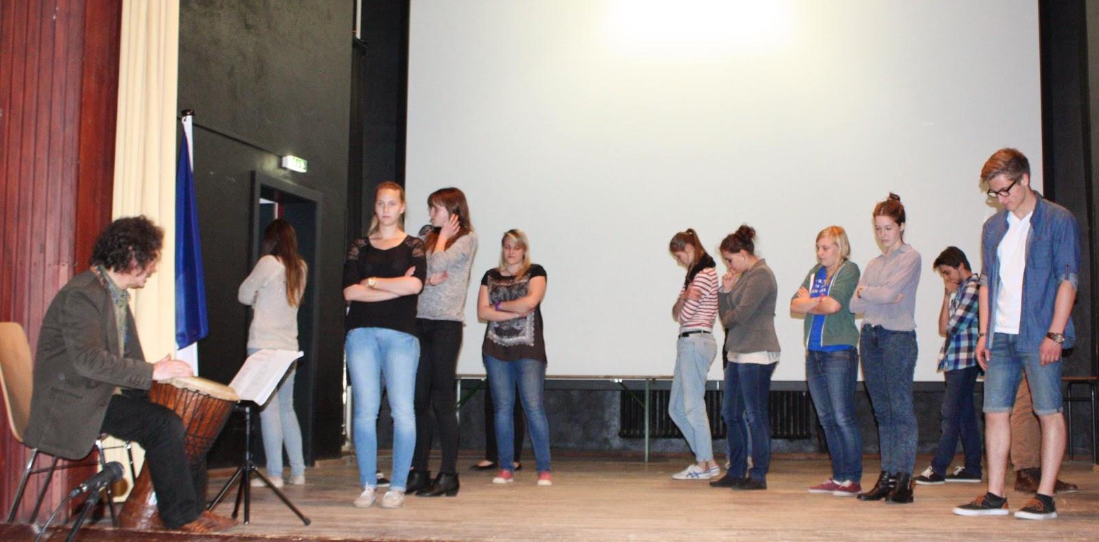 24e rencontres du jeune theatre europeen