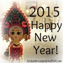 Link to: 2015 - Happy New Year from Siberia!