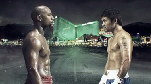 Pacquiao-Mayweather Fight dubbed as 'Thrilla in Manila II' by Smart Araneta Coliseum