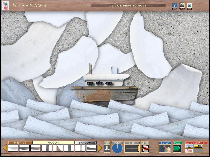 sea-saws