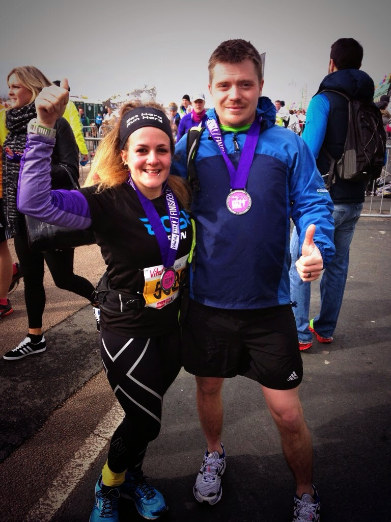 Brighton Half Marathon 2015 - Tess Agnew