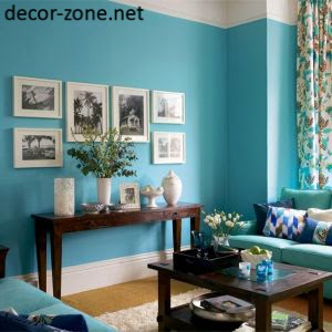 turquoise living room interior design ideas | dolf krüger