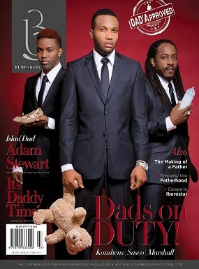 b3 Caribbean Magazine Releases Spring 2014 Issue Featuring Agent Sasco, Wayne Marshall and Konshens