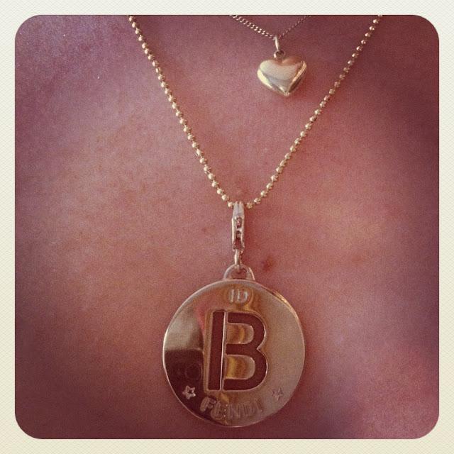 Fendi id pendants ellegirltalk ik heb de pendant ook en heb er een vergulde bolletjesketting bij gekocht aloadofball Images