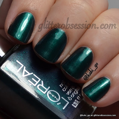 L'Oreal The Muse's Attitude swatch
