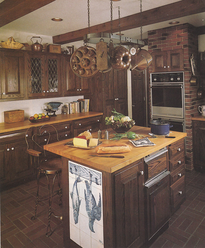 Vintage goodness 1 0 vintage 80 39 s home decorating trends for Interior design 70s style