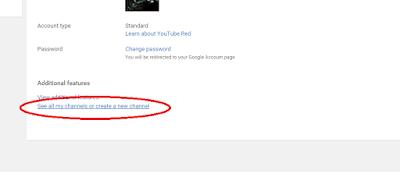 Cara membuat channel baru di youtube terbaru