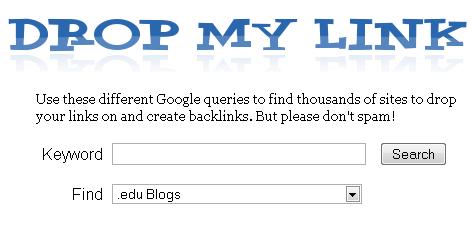 تعرف على طريقة سهلة جدا لإيجاد مدونات .edu و .gov (حصريا)