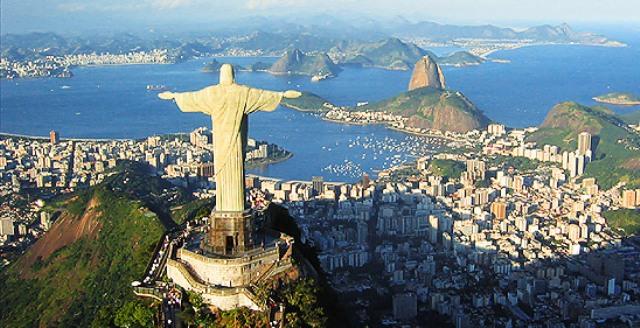 Rio De Janeiro Tujuan Wisata Terpopuler Dan Terbaik Di Dunia