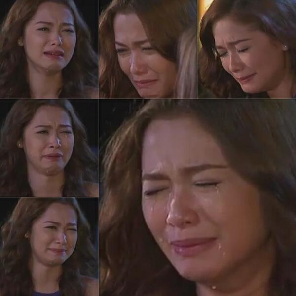 "Outshines Kim Chiu on Ina Kapatid Anak ""Gabi Ng Pagtutuos"" Episode"
