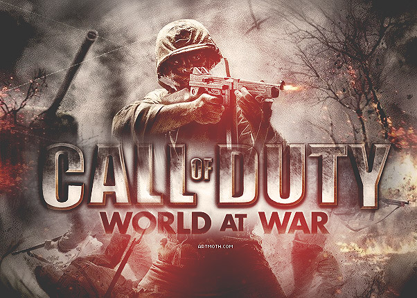 Call of Duty WAW 1.6-1.7 Patch+keygen