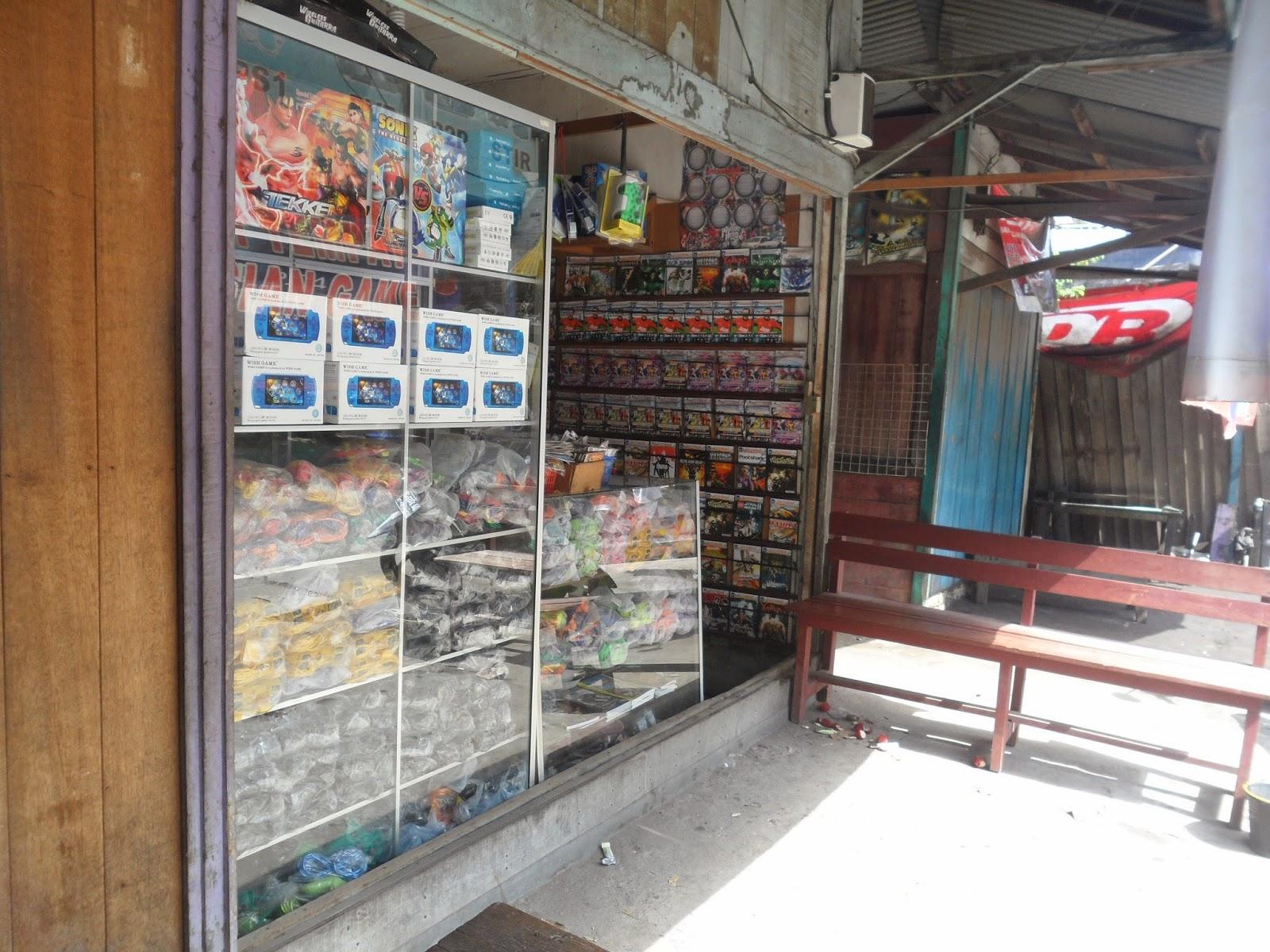 alamat toko yang masih jual kaset ps 1 di Banjarmasin