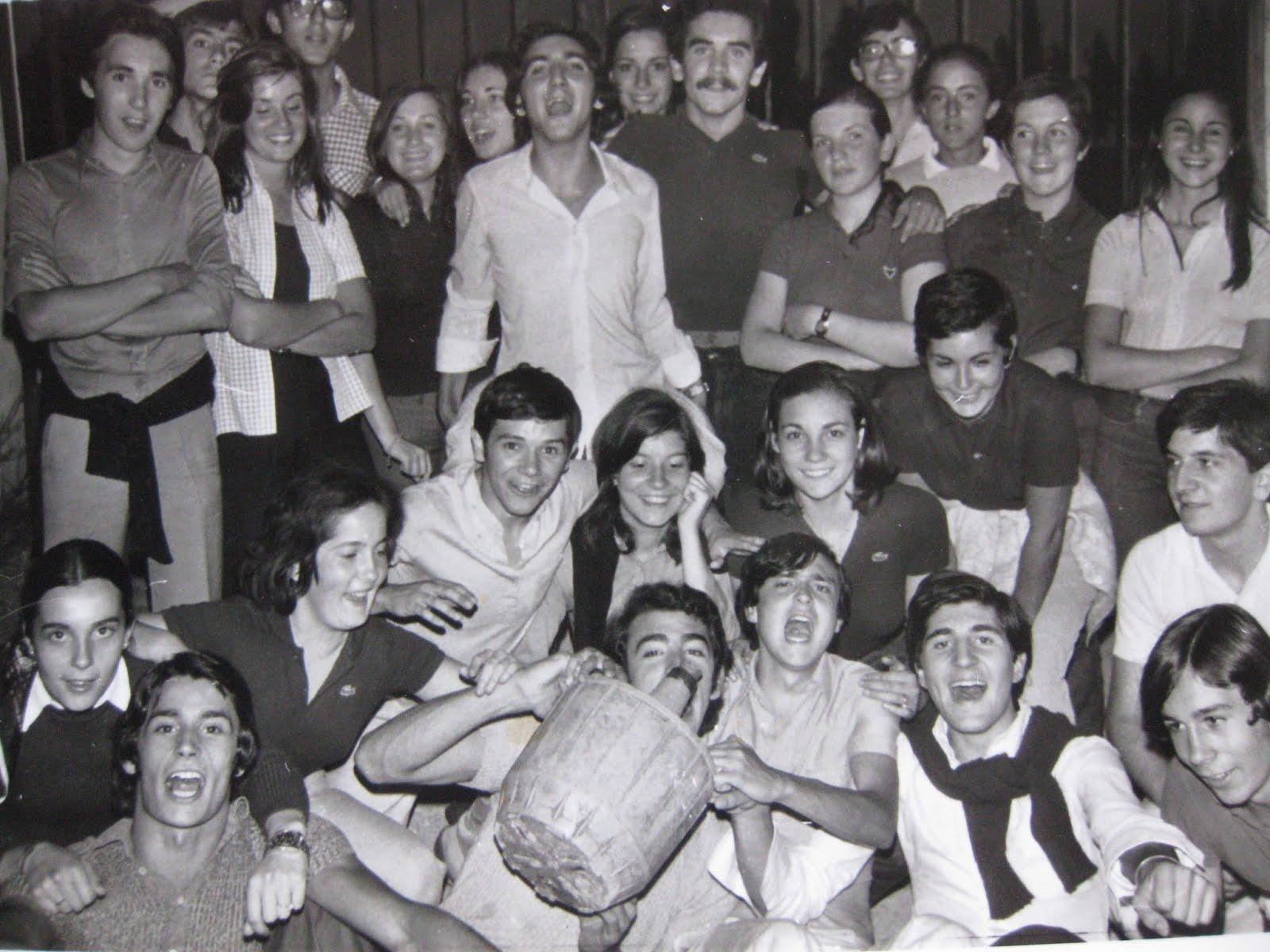 La pandilla 1968-1975