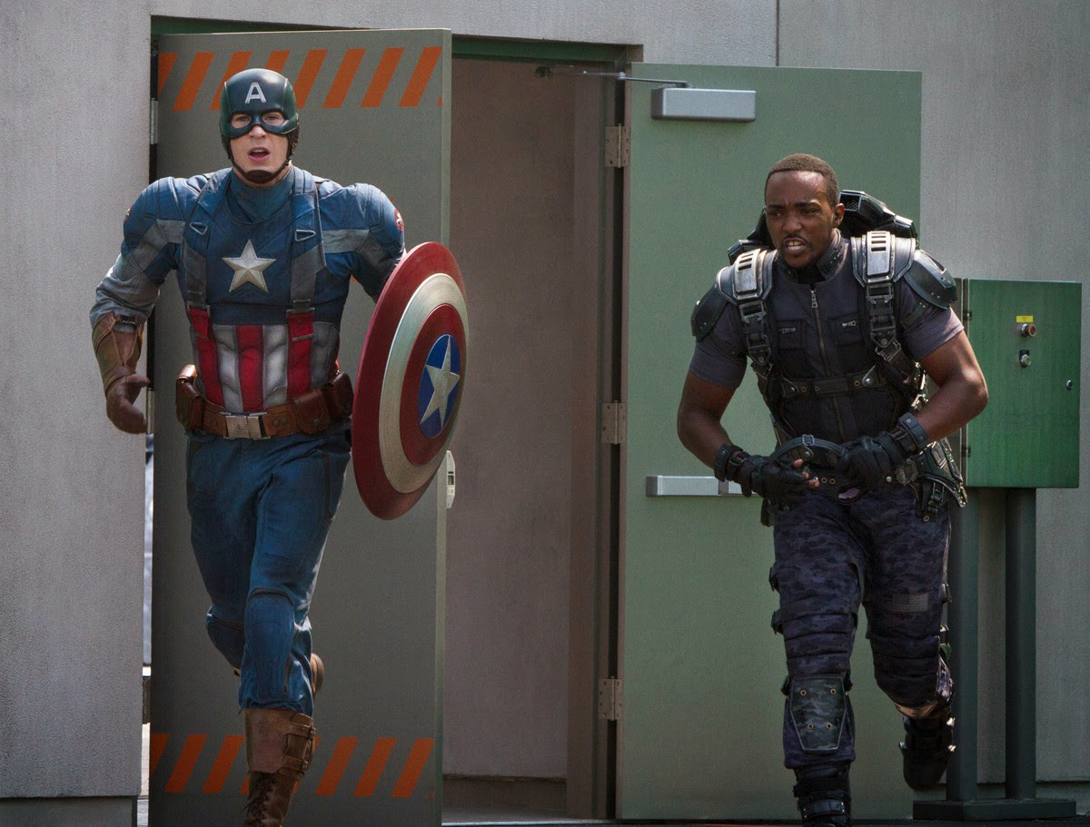 CIA☆こちら映画中央情報局です Captain America  シリーズ第2弾「キャプテン・アメリカ ウィンター・ソルジャー」の映画の冒頭10分間を丸ごと、お楽しみ