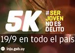 5k INJU corrida recreativa nocturna (todos los departamentos, 19/sep/2015)