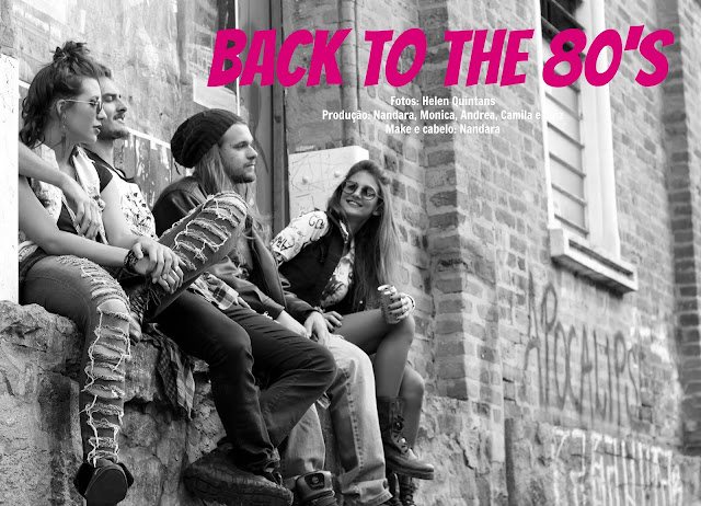Editorial - Back to the 80's