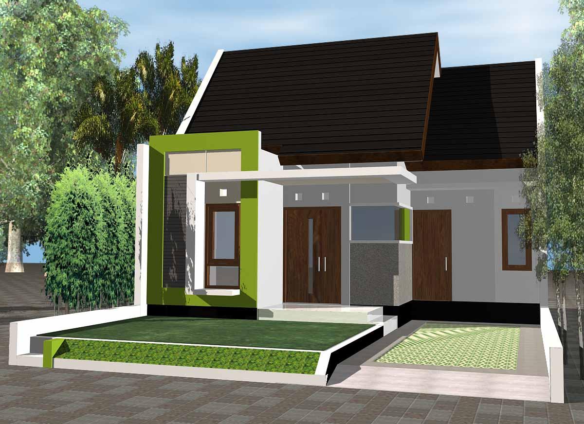 Desain Rumah Minimalis  Kamar