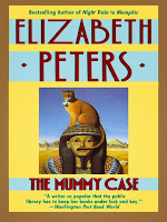 Cover of The Mummy Case by Elizabeth Peters