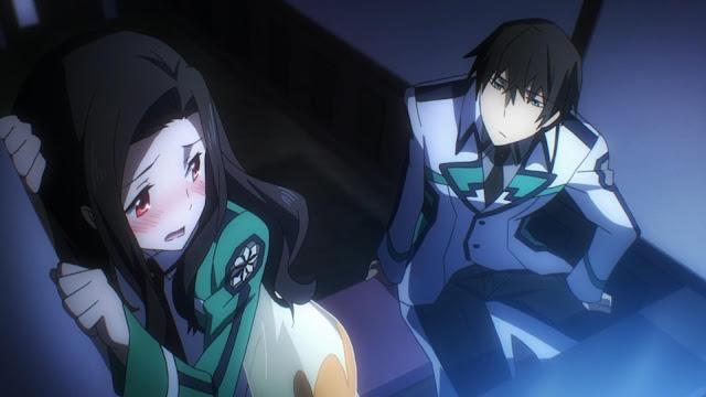 Segusa y Tatsuya
