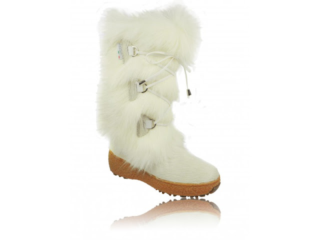 Oscar Sport Fur Boots Italy3