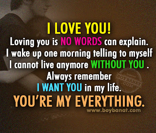 Romantic Love Quotes and Sayings Collection - Boy Banat