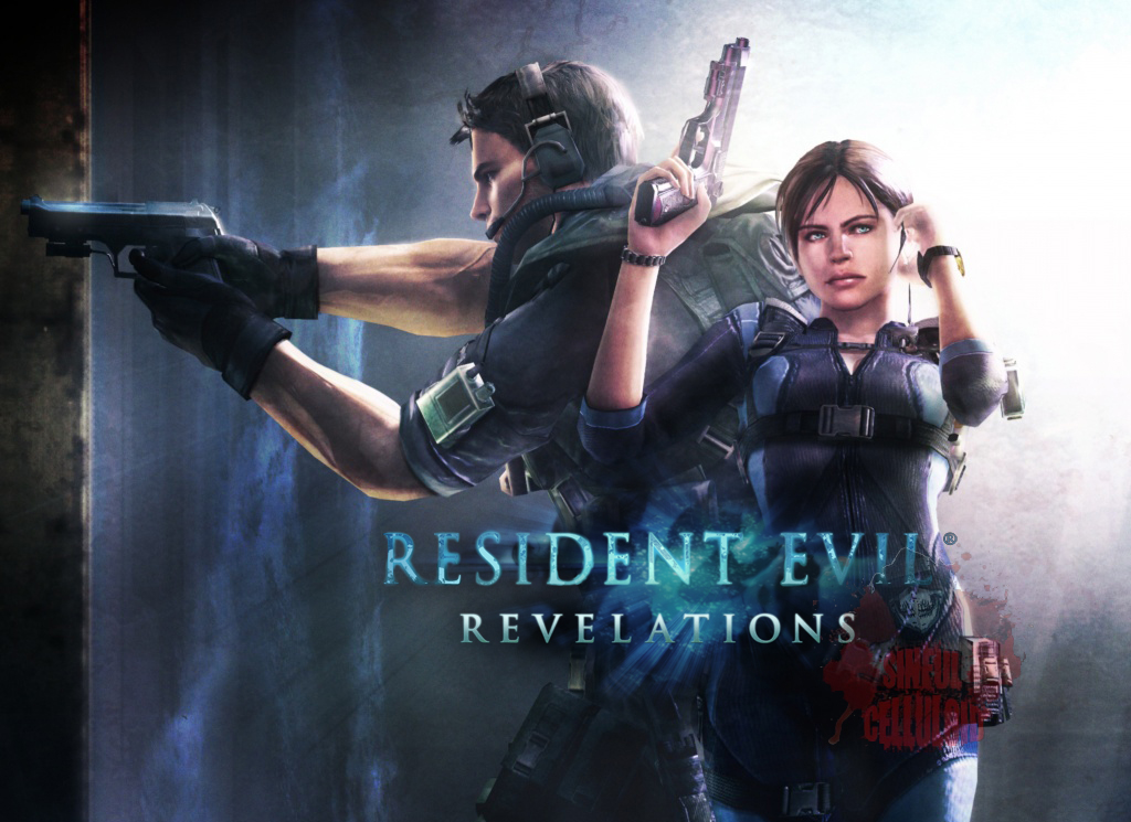 Resident Evil Revelations Coming To PS3 and XBOX!