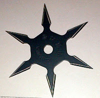 Throwing Star (LAX)