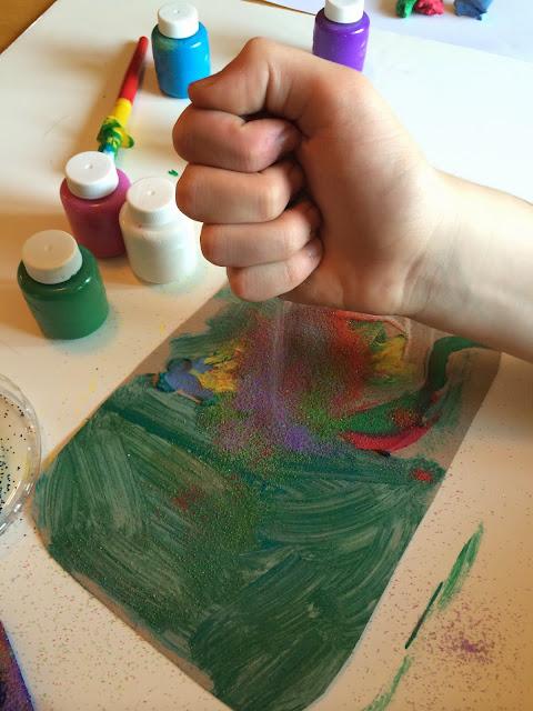 Craft sand
