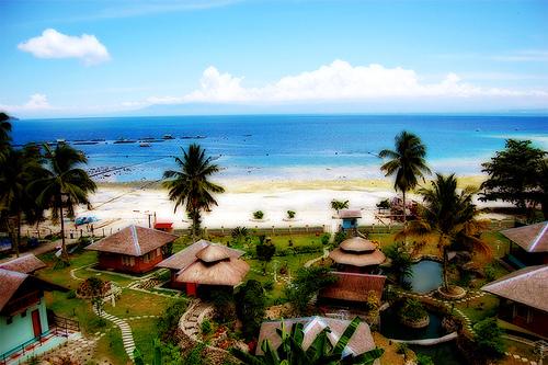 Make it davao hof gorei beach resort for Guesthouse hof island
