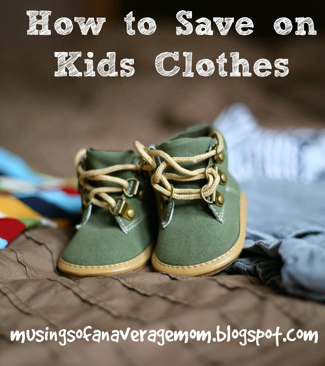 How to Save on Kids Clothes
