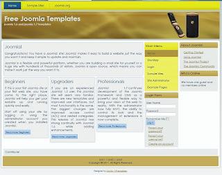 free joomla templates 2011