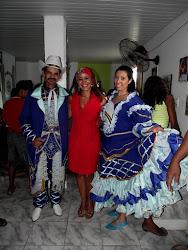 Silvio, Coromoto Godoy a Concoleza da Venezuela