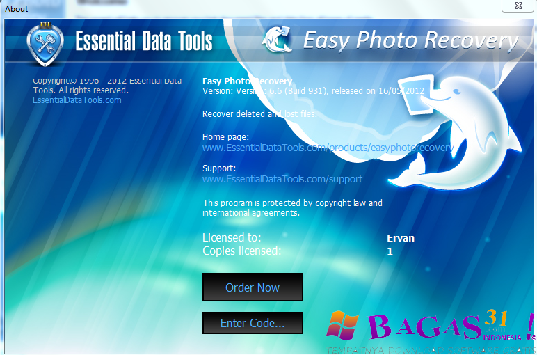 Screenshoot, Link MediaFire, Download Easy Photo Recovery 6.6 Full Patch Crack | Mediafire