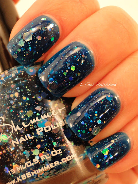 KBShimmer I Got a Crush On Blue