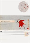 Livro de ilustração Portfólio recente